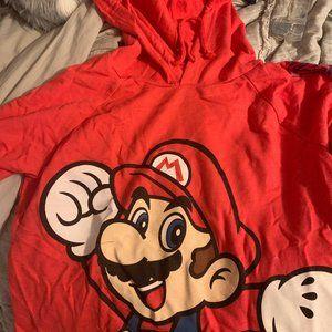 Mario sweatshirt. NWT
